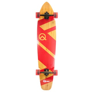 Super Cruiser Red 44-inch Longboard