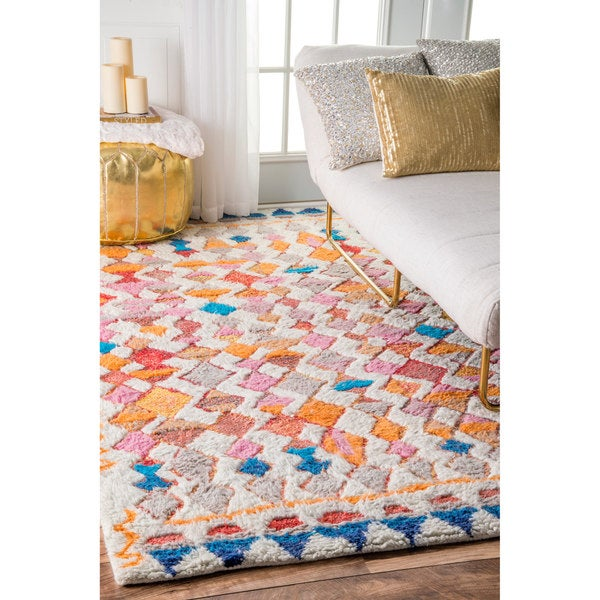 tuscan living shag rug of room the moroccan in