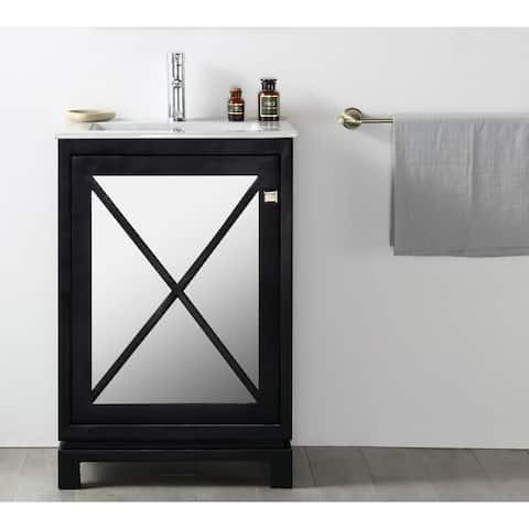 Buy Size Single Vanities Espresso Finish Bathroom Vanities