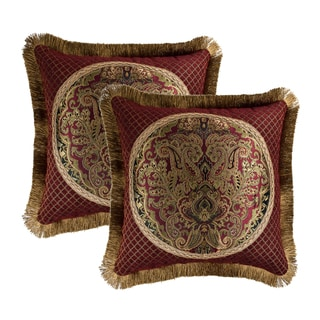 Sherry Kline Tangiers Main 18-inch Decorative Pillow (Set of 2)