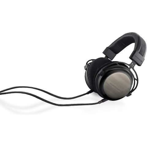 Beyerdynamic 713805 T1 Generation 2 Headphones (Black/Silver)