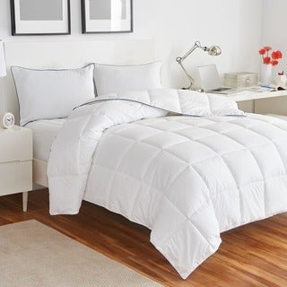 IZOD Anti-Allergen/Anti-Microbial White Down Alternative Comforter