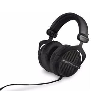 Beyerdynamic DT990 Open Back PRO Dynamic Headphones (Black, Limited Edition)|https://ak1.ostkcdn.com/images/products/12835308/P19601162.jpg?impolicy=medium