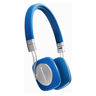 Bowers & Wilkins P3 Headphones (Blue/Grey)