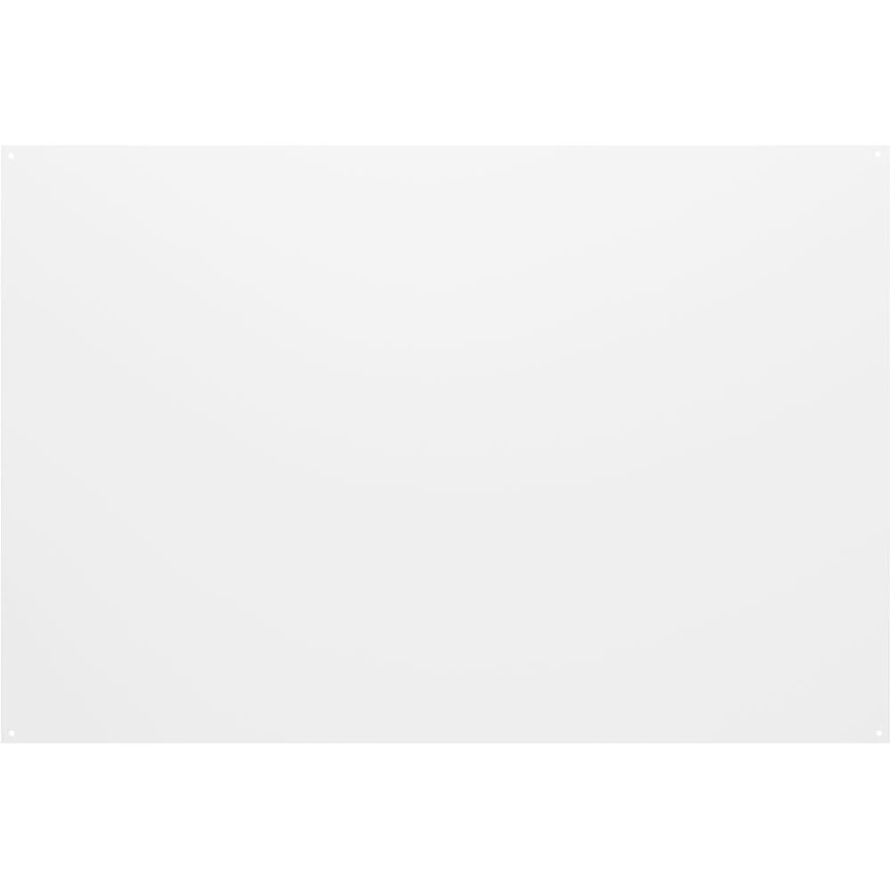 Broan LLC 30 In. Metal Backsplash - Reversible White/Almo...