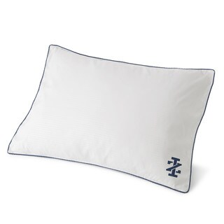 IZOD Anti-Allergen/Anti-Microbial Standard White Garnetted Pillow