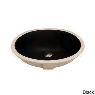 Lenova Vitreous China Clay 18-inch x 15-inch Bathroom Sink (2 options available)