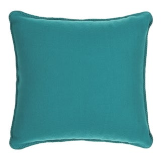 Super Soft Fleece 18-inch x 18-inch Deco Throw Pillow With Insert