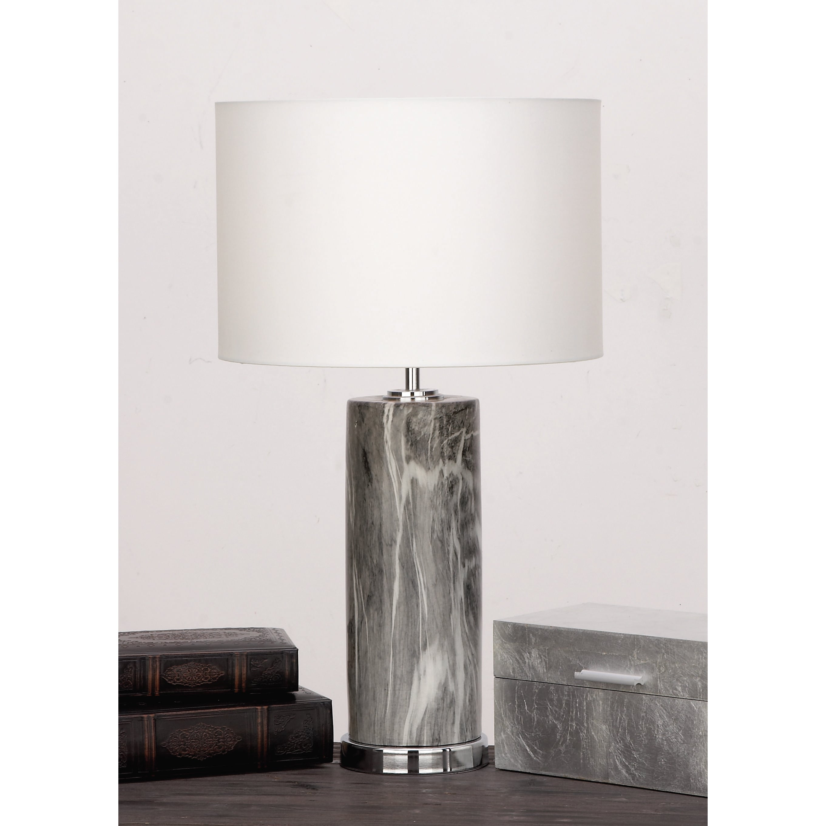 Grey Accent Lamp Table Lamps For Less