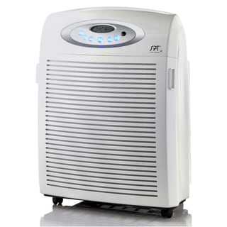 AC-9966 Air Cleaner with Plasma Technology and HEPA and VOC Filters