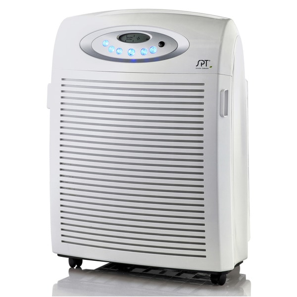 Air Cleaner with Plasma Technology and HEPA and VOC Filters. Opens flyout.