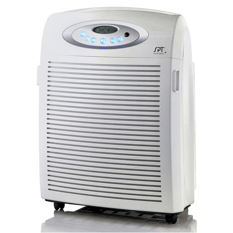 Air Cleaner with Plasma Technology and HEPA and VOC Filters