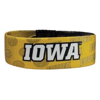 Siskiyou Iowa Hawkeyes NCAA Stretch Bracelet