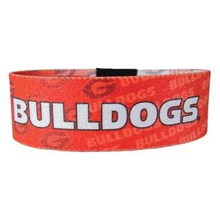 Georgia Bulldogs Stretch Bracelet