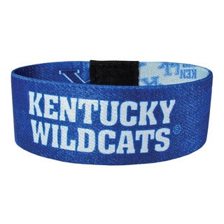 NCAA Kentucky Wildcats Stretch Bracelet