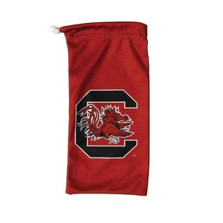 Siskiyou NCAA South Carolina Gamecocks Microfiber Sunglasses Bag