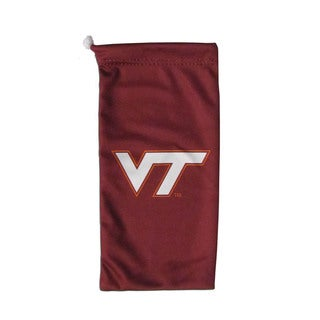 NCAA Virginia Tech Hokies Microfiber Sunglass Bag