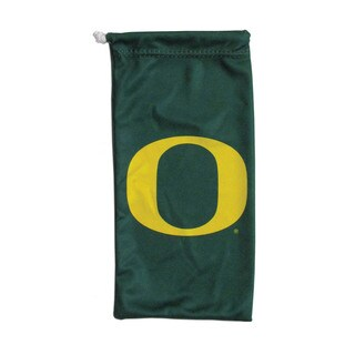 NCAA Oregon Ducks Microfiber Sunglass Bag