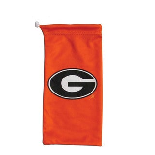 NCAA Georgia Bulldogs Microfiber Sunglass Bag