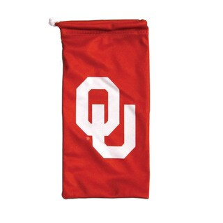 Siskiyou NCAA Oklahoma Sooners Microfiber Sunglasses Bag