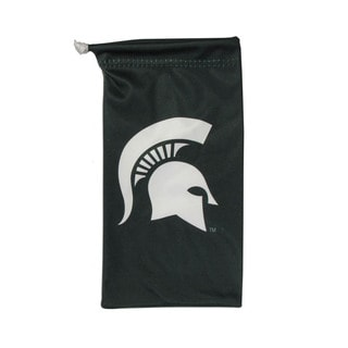 NCAA Michigan St. Spartans Microfiber Sunglasses Bag