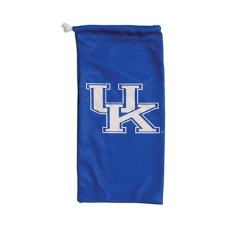 Siskiyoo NCAA Kentucky Wildcats Sports Team Logo Microfiber Sunglass Bag