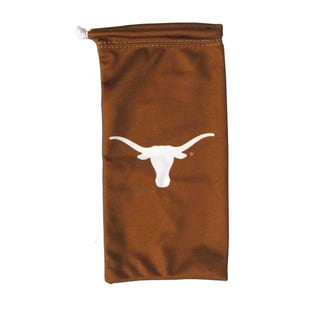 NCAA Texas Longhorns Microfiber Sunglasses Bag