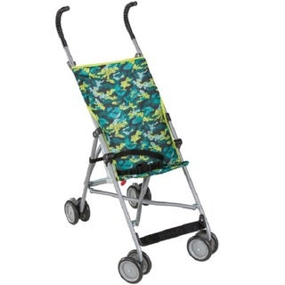 Cosco Neon Camo Umbrella Stroller