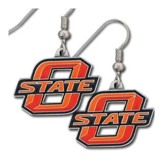 Siskiyou NCAA Oklahoma State Cowboys Dangle Earrings