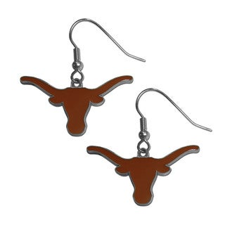 NCAA Texas Longhorns Dangle Earrings