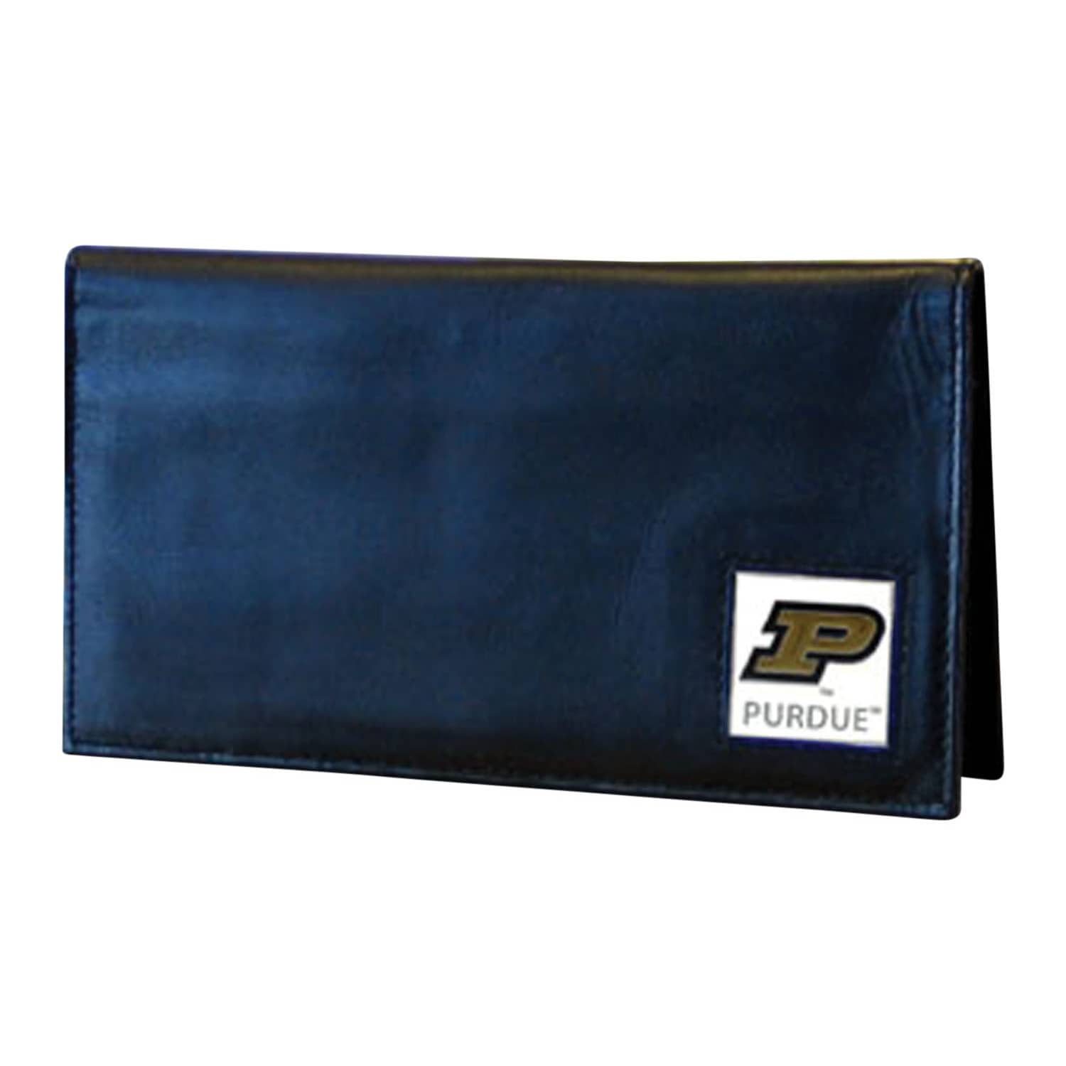Siskiyou NCAA Deluxe Leather Checkbook Cover