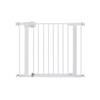 Safety 1st Easy Install White Metal Walk-Thru Gate