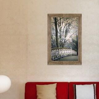 Framed Art - She Said Don't Forget by William Vanscoy