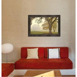Framed Art -Oak Grove by Donald Satterlee