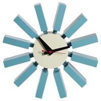 Kardiel George Nelson Block Clock