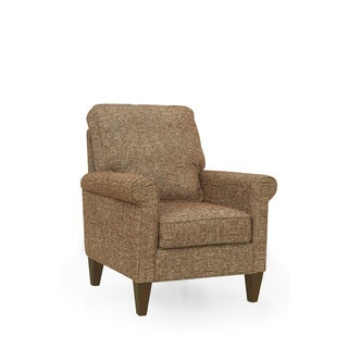Homeware Harlow Mesa Upholstered Arm Chair
