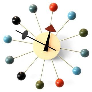 Kardiel George Nelson Ball Clock
