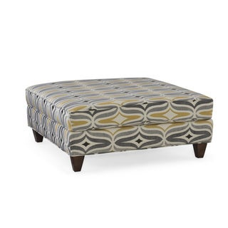 Homeware Taylor Chinchilla Ottoman