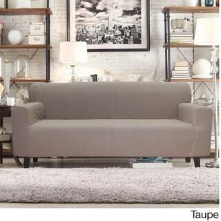 Form Fit Smart Seam Stretch Sofa Slipcover