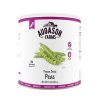 Augason Farms Freeze Dried Peas 16 oz #10 Can