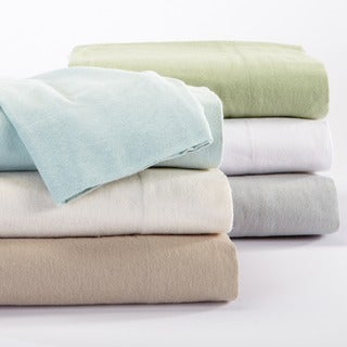 The Gray Barn Pinewood Super Soft Flannel Sheet Set