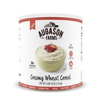 Augason Farms Creamy Wheat Cereal 65-ounce No. 10 Can