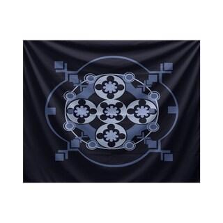 E by Design Bandana-Rama Geometric Print Tapestry