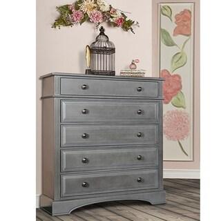 Evolur Five- Drawers Dresser