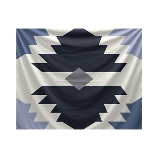 E by Design Mesa Geometric Print Tapestry
