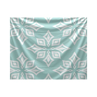 E by Design Beach Star Geometric Print Tapestry