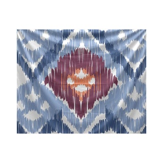 E by Design Original Geometric Print Tapestry