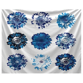 E by Design Gypsy Floral Floral Print Tapestry