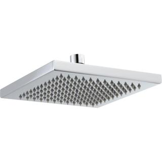 Delta Arzo 1-Spray 8 in. Overhead Raincan Showerhead in Chrome RP53496