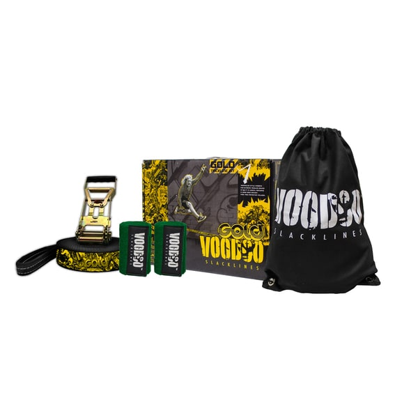 Voodoo Gold 82-foot Trickline Kit